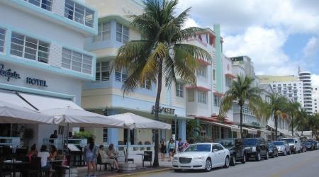 Ocean Drive von Miami