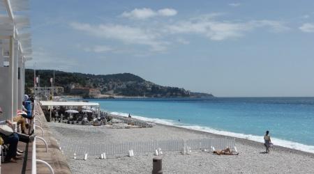 Promenade an der Côte d'Azur