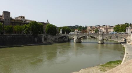 Fluss Tiber