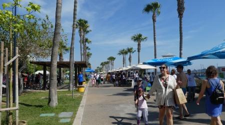 Umweltfest an der Promenade