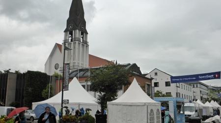 Marktplatz von Molde
