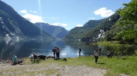 Eidfjordsee