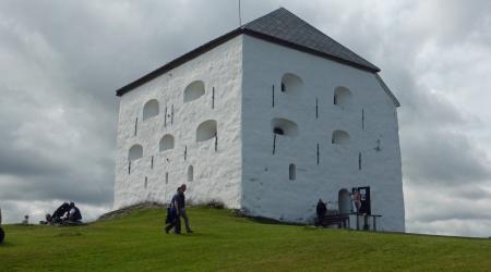 Kristiansten Festung