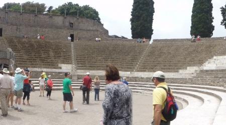 Theater von Pompeji