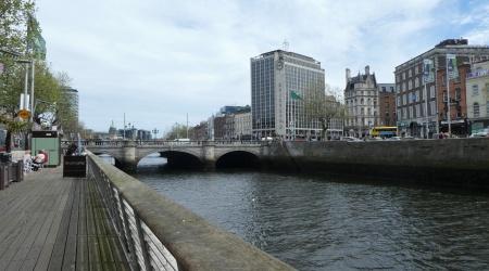 Fluss Liffey