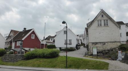 Altstadt von Stavanger